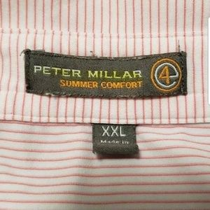 Peter Millar Shirts - Peter Millar Mens Polo Size XXL Summer Comfort